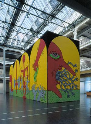 LH 1: Keith Haring - 10 Gebote