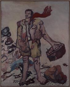 Baselitz: Der neue Typ, 1965