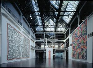 LH 2: Keith Haring Ausstellung