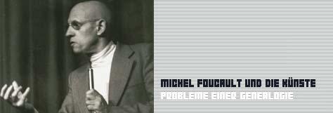 Michel Foucault Banner